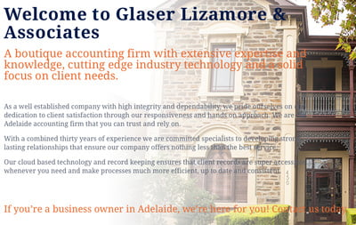 adelaide copywriting services