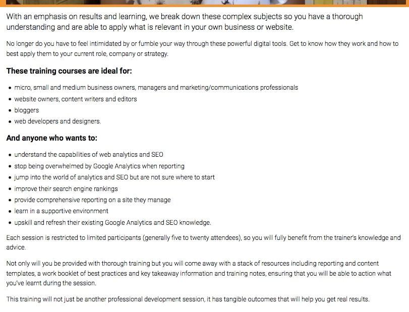 copywriting services AIB