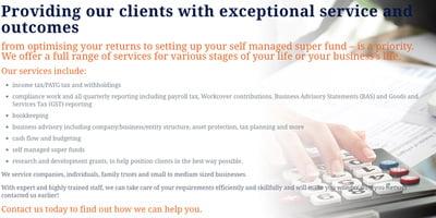 copywriting services glaser liza more