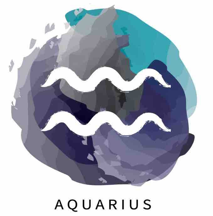blogging aquarius